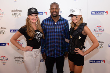 Harold Reynolds MLB.com All-Star Bash