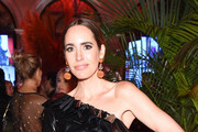 """Louise Roe attends as Harper's BAZAAR celebrates """"ICONS By Carine Roitfeld"""" at The Plaza Hotel presented by Cartier - Inside on September 06, 2019 in New York City."""
