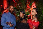 Janelle Monae and Jidenna Photos Photo