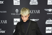 """Anwar Hadid attends as Harper's BAZAAR Celebrates """"ICONS By Carine Roitfeld"""" at the Plaza Hotel on September 7, 2018 in New York City."""