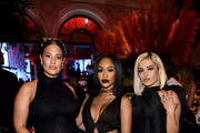 "Ashley Graham, Saweetie, and Bebe Rexha attend as Harper's BAZAAR celebrates ""ICONS By Carine Roitfeld"" at The Plaza Hotel presented by Cartier - Inside on September 06, 2019 in New York City."