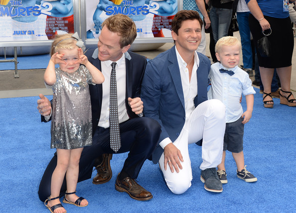"Harper Grace Burtka-Harris - Premiere Of Columbia Pictures' ""Smurfs 2"" - Arrivals"