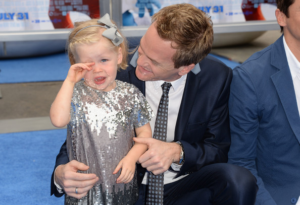 Photo of Neil Patrick Harris & his  Daughter  Harper Grace Burtka-Harris