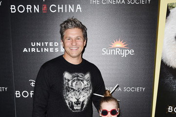 Harper Grace Burtka-Harris Disneynature With the Cinema Society Host the Premiere of 'Born in China'