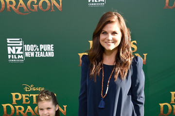 Harper Renn Smith Premiere of Disney's 'Pete's Dragon' - Arrivals