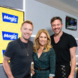 Harriet Scott Will Young Visits Magic Radio