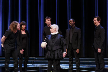 Harriet Walter The Prince of Wales & Duchess of Cornwall Mark the 400th Anniversary of Shakespeare's Death