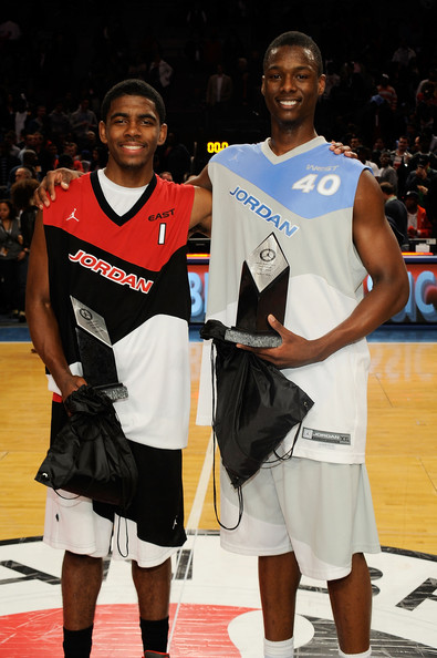 4568dd95bafe Harrison Barnes and Kyrie Irving Photos»Photostream · Pictures. 2010 Jordan  Brand Classic