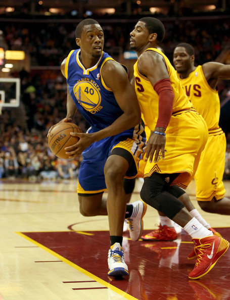 1d22cf58b991 Harrison Barnes and Kyrie Irving Photos»Photostream · Pictures · Golden  State Warriors v Cleveland Cavaliers