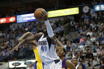 Harrison Barnes Los Angeles Lakers v Dallas Mavericks