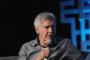 Harrison Ford 40 Years of 'Star Wars' Panel at the 2017 Star Wars Celebration