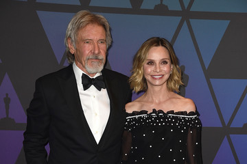 Harrison Ford Academy Of Motion Picture Arts And Sciences' 10th Annual Governors Awards - Arrivals