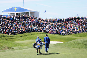 Harry Diamond 2018 Ryder Cup - Singles Matches