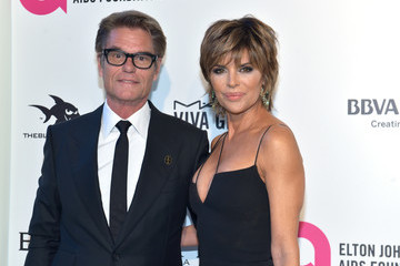 Harry Hamlin 26th Annual Elton John AIDS Foundation's Academy Awards Viewing Party - Arrivals