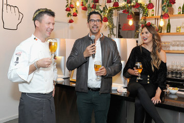 Harry Lewis Stella Artois Hosts the King's Feast to Support the 'Host One to Remember' Campaign