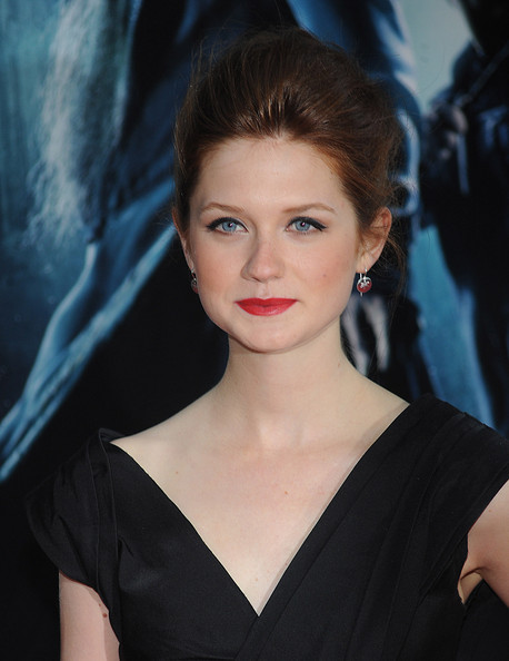 """Bonnie Wright in """"Harry Potter And The Half-Blood Prince ..."""