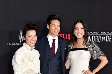 Harry Shum Premiere of Netflix's 'Crouching Tiger, Hidden Dragon: Sword of Destiny' - Arrivals