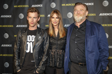 Harry Treadaway AUDIENCE Network Presents FYC Screening Of Mr. Mercedes At Hollywood Forever Ceremony
