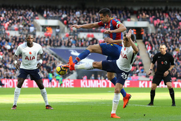 Harry Winks Tottenham Hotspur v Crystal Palace - Premier League