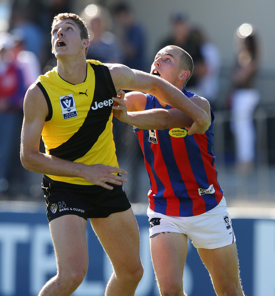 VFL Rd 1 - Port Melbourne v Richmond