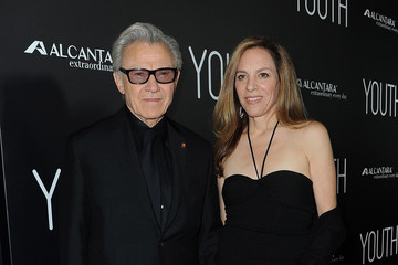 Harvey Keitel Premiere of Fox Searchlight Pictures' 'Youth' - Red Carpet
