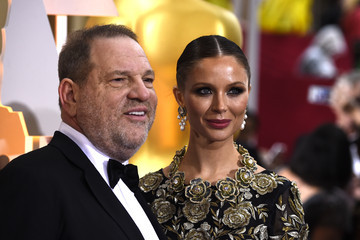 Harvey Weinstein Arrivals at the 87th Annual Academy Awards — Part 3