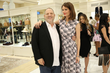 Harvey Weinstein Brooks Brothers and Zac Posen Host a Book Launch Party for Plum Sykes' 'Party Girls Die in Pearls'