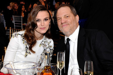 Harvey Weinstein Backstage at the 18th Annual Hollywood Film Awards