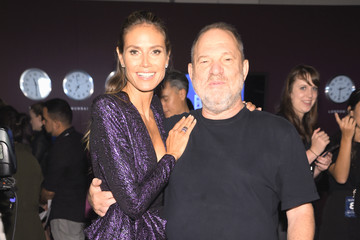 Harvey Weinstein Project Runway - Backstage- September 2017 - New York Fashion Week: The Shows