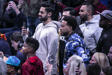 Hasan Minhaj Celebrities Attend The 2019 NBA All-Star Saturday Night