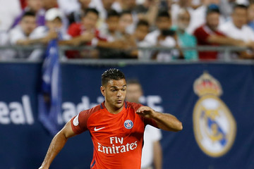 Hatem Ben Arfa International Champions Cup 2016 - Real Madrid v Paris Saint-Germain