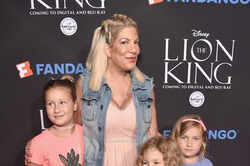 Hattie Margaret McDermott 'The Lion King' Sing-Along at the Greek Theatre in Los Angeles in Celebration of the In-Home Release