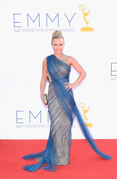Hayden Panettiere - 64th Annual Primetime Emmy Awards - Arrivals