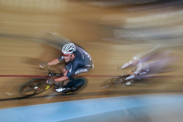 Hayden Roulston UCI Track Cycling World Cup