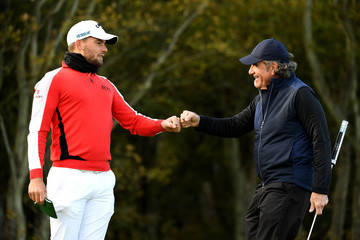 Haydn Porteous Alfred Dunhill Links Championship - Day Two