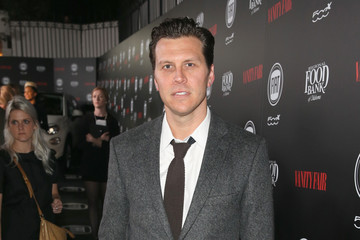 Hayes MacArthur Vanity Fair And FIAT Young Hollywood Celebration - Red Carpet