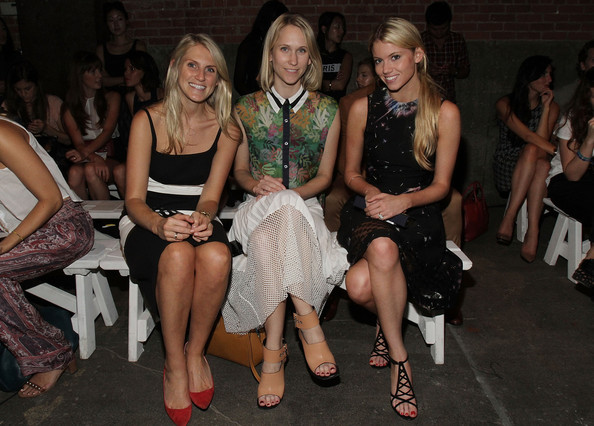 MBFW: Front Row at Dion Lee