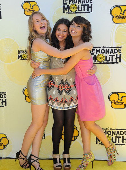 Premiere Of Disney Channels Lemonade Mouth At Stevenson
