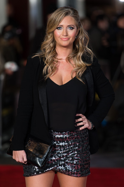 Hayley Mcqueen Photos Ronaldo World Premiere
