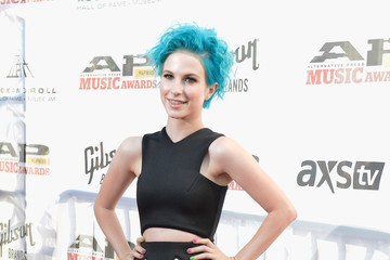 Hayley Williams 2014 Gibson Brands AP Music Awards - Arrivals