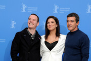 Gina Carano Michael Fassbender Photos Photo