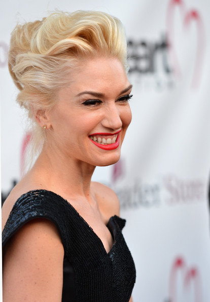 Gwen+Stefani in The Heart Foundation Gala - Arrivals