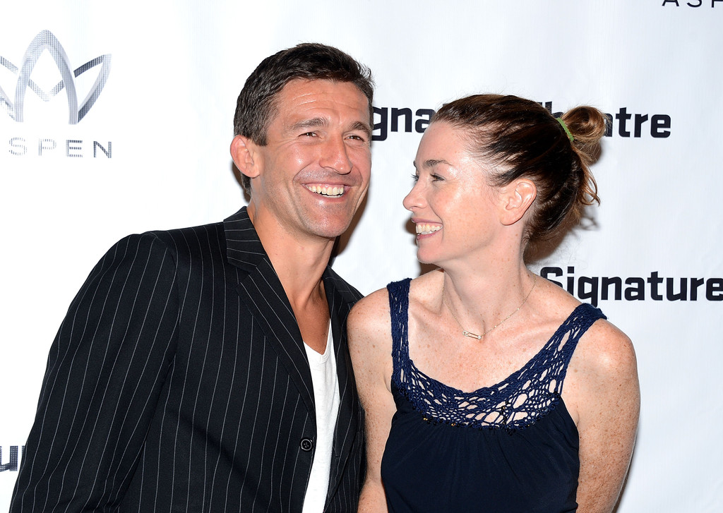 Jonathan Cake and Julianne Nicholson Photos Photos ...