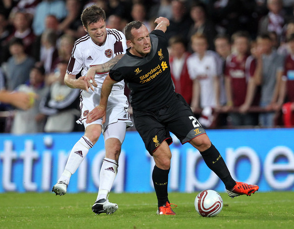 Hearts v Liverpool - UEFA Europa League Play-off Round