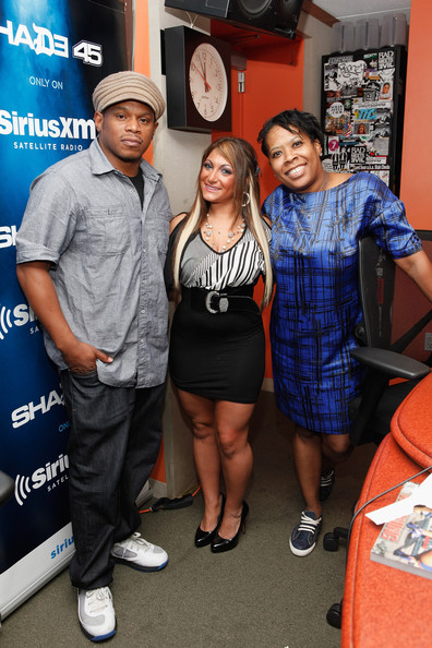In nyc in this photo sway deena nicole cortese heather b sway in the
