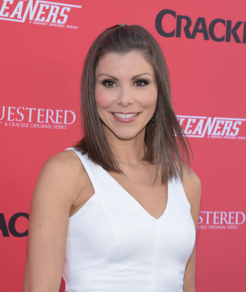 Heather Dubrow Photos Crackle 39 S Summer Premieres Event