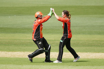Heather Graham Women's Big Bash League Semi Final - Sydney Thunder v Perth Scorchers