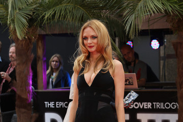 Heather Graham Heather Graham at the 'Hangover' Premiere