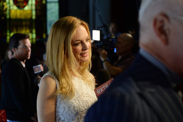 Heather Graham Arrivals at A+E Networks Upfront