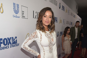 Heather Hemmens Latina Media Ventures Hosts Latina 'Hot List' Party - Red Carpet